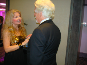Adrienne Papp and Bruce Davison at the IPA Awards, 2016