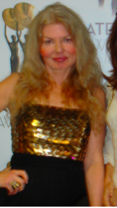 Adrienne Papp of Atlantic Publicity, 2016