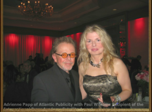 Paul Williams and Adrienne Papp