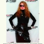 Adrienne Papp 2013 Golden Globes