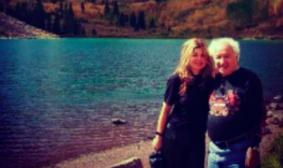 Philanthropist Alex Kaufman and Adrienne Papp of Atlantic Publicity