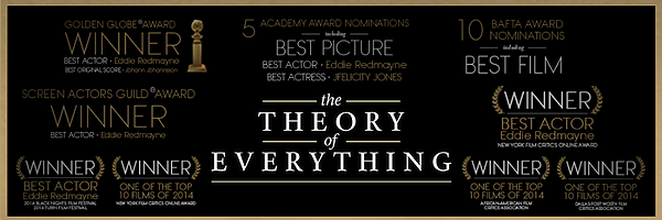 The Theory of Everything Award