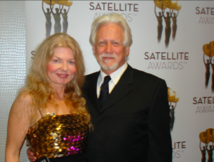 Adrienne Papp and Bruce Davison, IPA Gala Awards, 2016