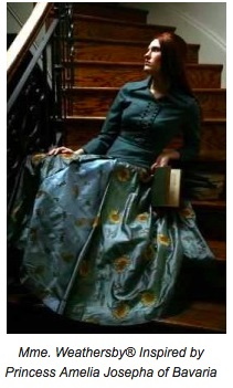 Lady-on-stairs
