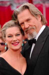 Jeff Bridges and Mrs. Bridges